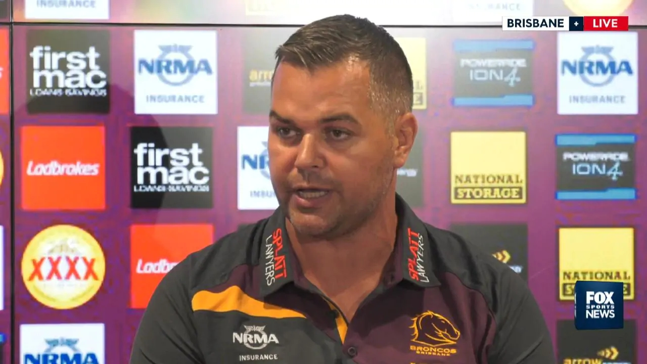 Anthony Seibold rugby 2019