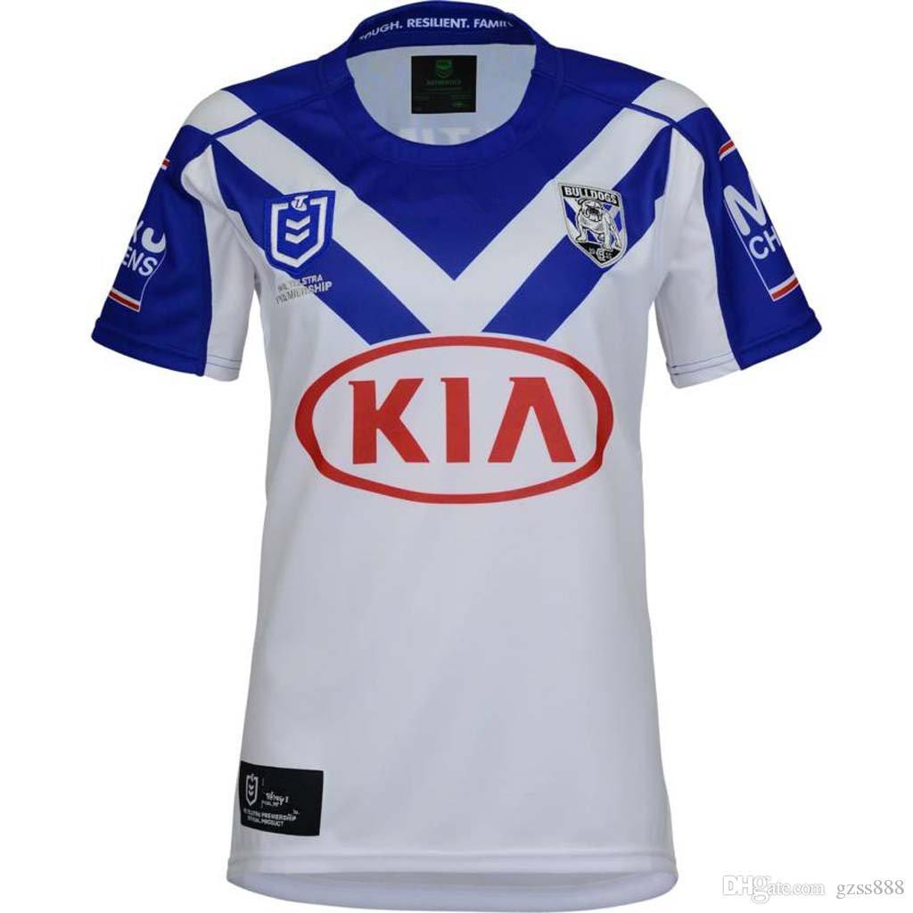Camiseta Bulldogs rugby 2019