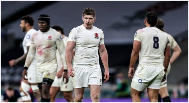 camisetas rugby Inglaterra
