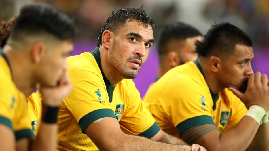 Camiseta Rugby Australia Replicas